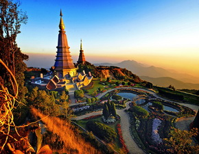 TEFL Chiang Mai and explore Doi Inthanon on the Outskirts of Chiang Mai