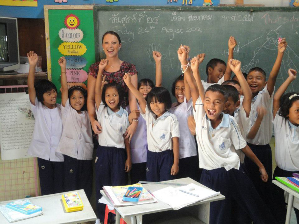 Guaranteed Paid Teaching Job in Thailand