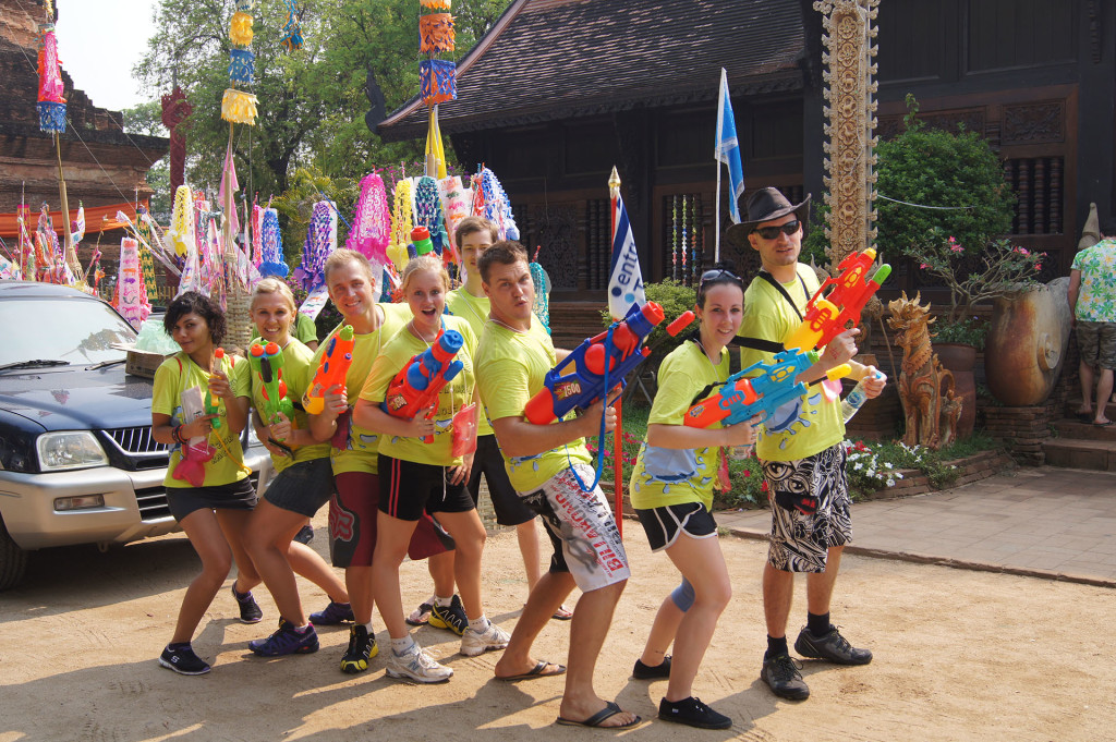 TEFL Chiang Mai and indulge in the arts and culture