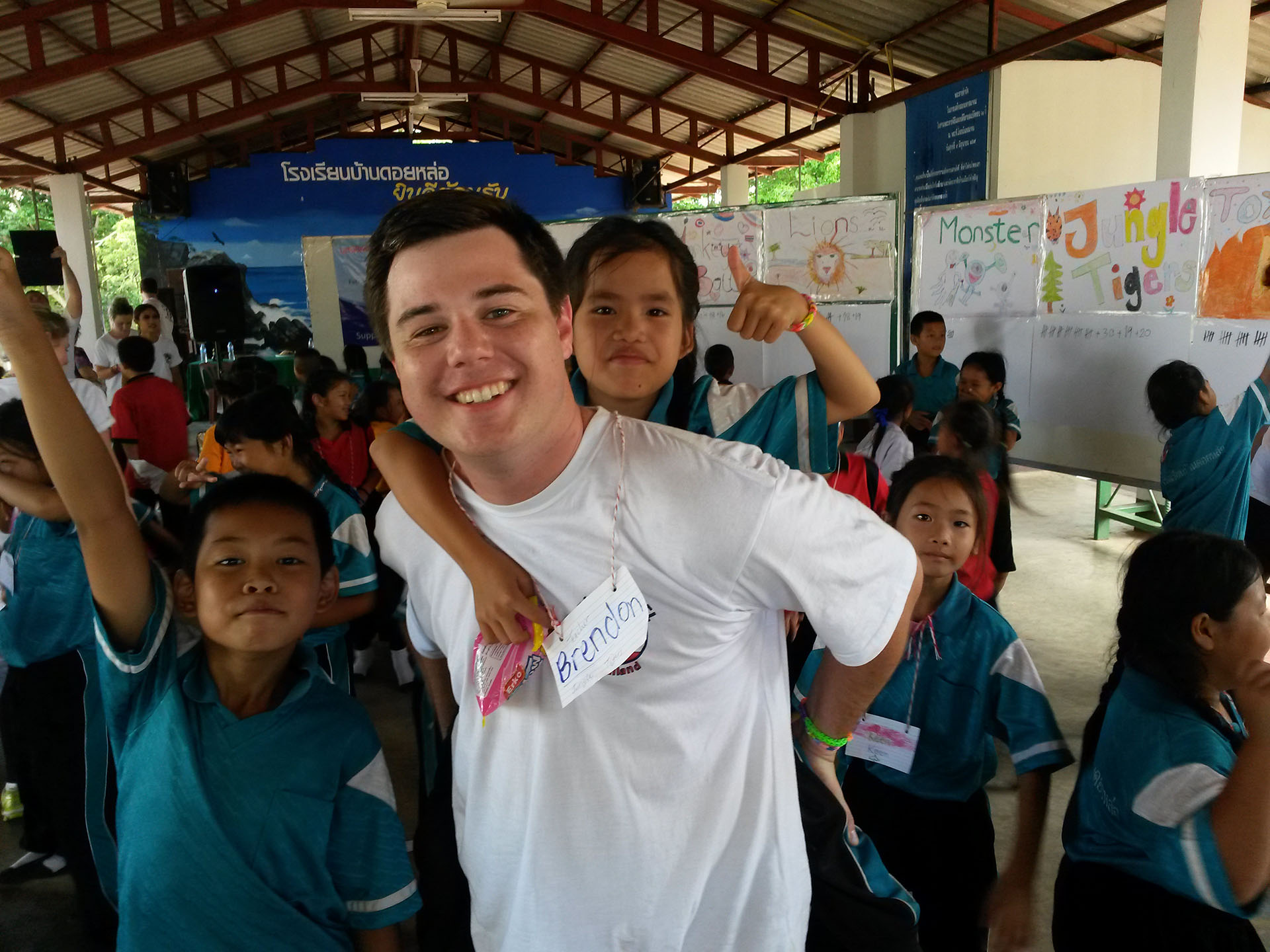 Teaching English in Thailand with Pro TEFL courses